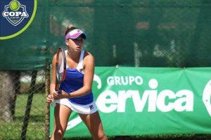Lauren Anzalotta en busca de ser campeona