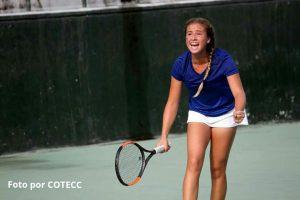 Lauren Anzalotta a cuartos de final en Vancouver