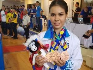 El sacrificio detrás del podio: Arelis Medina